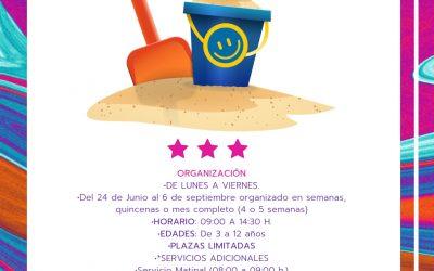 Campamento Grupo San Miguel-El Castro «El cubo de las experiencias»